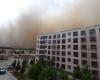 Incredibile tempesta di sabbia in Cina