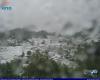 Neve a due passi dal mare. Storico fine maggio record in Liguria