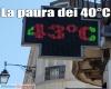 40°C, una soglia psicologia di CALDO molto importante