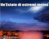 Proiettati verso un'Estate di estremi meteo