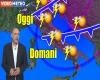 Meteo Italia, peggiora su molte regioni con forti temporali