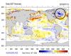 """Torna prepotentemente il """"Blob nord Atlantico"""" con effetti sul clima"""