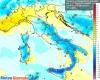 Meteo Italia: crollo temperature in picchiata, anche di 6/8 gradi