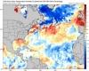 Nord-Atlantico: crollo delle temperature. A rischio la Corrente del Golfo?