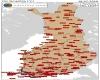 Nuovi record di caldo in Scandinavia: meteo estremo