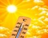 CALDO DAL SAHARA in accentuazione, fase acuta nel weekend. Fino a 40 GRADI