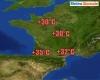 Caldo estremo: Francia rovente, toccati i 35 gradi