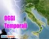 """Meteo OGGI 18 settembre: rischio """"violenti temporali"""" in Italia. Mappe"""