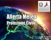Protezione Civile: allerta meteo