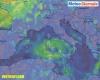 Meteo Italia: focus ciclone mediterraneo