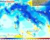 Meteo Italia: verso un diffuso FORTE CALO TEMPERATURA e tanto VENTO