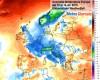 Meteo Europa invernale. Clima ultimi 7 giorni, gran freddo anche in Italia