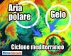 [LIVE] Meteo Italia: confermato CICLONE MEDITERRANEO con mix aria fredda. Gli effetti