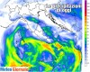 Il meteo di oggi: ciclone mediterraneo in azione