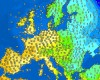Meteo Europa: caldo quasi record dalle Canarie alla Norvegia