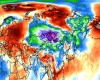 Meteo febbraio: il gelo si è rifugiato in Siberia