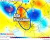 Tendenza meteo lungo termine: insistente rischio di Alta Pressione
