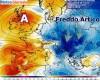 Meteo tendenza ad aria Artica prossima settimana. I dettagli, dove colpirà