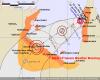 Doppia allerta meteo in Australia per due cicloni tropicali