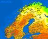 Meteo stravolto: ondata di caldo in Scandinavia, freddo nel Sud Europa