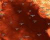 Meteo torrido in Medio Oriente, oltre 40 gradi a Baghdad