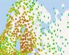 Meteo estivo in Finlandia, caldo record per Maggio