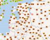 Meteo Nord Europa: gande ondata di caldo sui Paesi Baltici