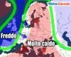Eccessi meteo, il FREDDO spagnolo più avanti in ITALIA? Le possibilità