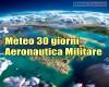 Meteo Aeronautica 30 giorni: previsione sino a meta' Luglio
