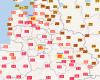 Meteo Europa: temperature record sui Paesi Baltici, mai così caldo a giugno