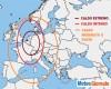 Meteo Europa: FORTE ondata di caldo su molti Stati