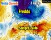 Previsioni meteo pessime, poche speranze sino a luglio