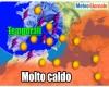 Meteo Weekend con temporali in un'atmosfera simil tropicale