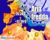 Meteo ITALIA dal CALDO estivo con STOP per aria dalla Russia