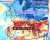 Apice del CALDO sull'Italia, poi lo stop che potrebbe essere solo temporaneo