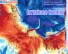 METEO: imminente CROLLO TEMPERATURE. Dopo gran caldo, oltre 10 GRADI in meno