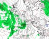 Peggioramento meteo week-end,specie al Sud Francia