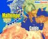 Meteo Italia, brusco PEGGIORAMENTO con Forti Piogge e Temporali