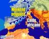 Meteo Centro-Sud Italia verso CALDO eccezionale