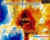 Sbalzi termici enormi, un pericolo meteo concreto