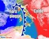 Meteo Isole Maggiori: arriverà la pioggia anche forte