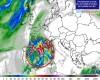 Maltempo in arrivo, violente piogge attese anche tra Spagna e Francia