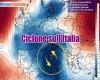CICLONI in serie sul Mediterraneo e sull'Italia, il MALTEMPO non molla