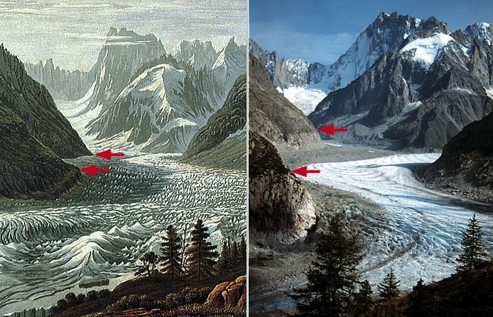 little ice age two - Per piacere, non facciamo paragoni con la Piccola Era Glaciale! Quando il riscaldamento Globale è dopato