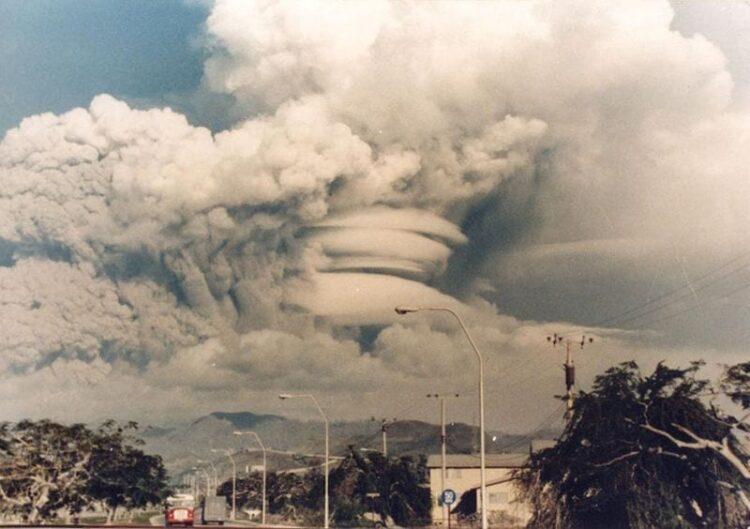 Pinatubo 1991 750x529 - I vulcani hanno bloccato il Riscaldamento Globale