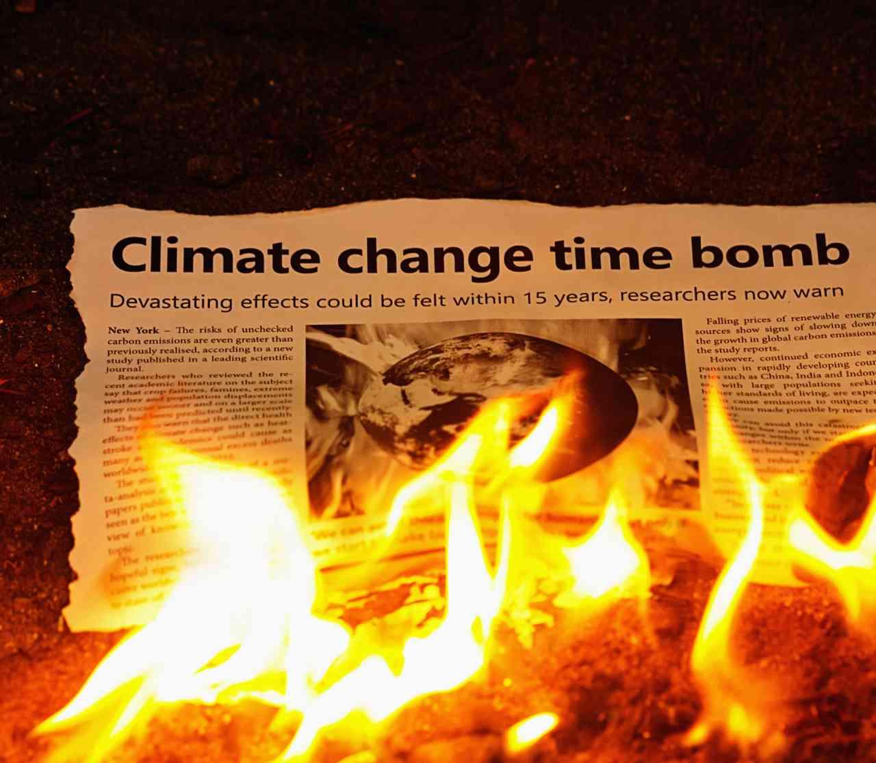 iStock 1182404445 - Climate Change: il pianeta è a un punto di non ritorno