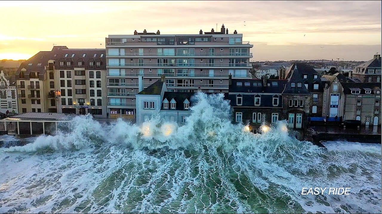 grosse tempeste deuropa verso mediterraneo meteo novita video - Video Meteo: grosse Tempeste d'Europa verso Mediterraneo, Novità