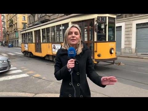 milano vivere e lavorare in emergenza coronavirus video - Milano, vivere e lavorare in emergenza Coronavirus. Video