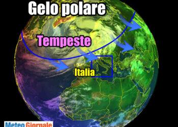 tempesta polare con meteo estremo 350x250 - L'uomo è un barometro scassato
