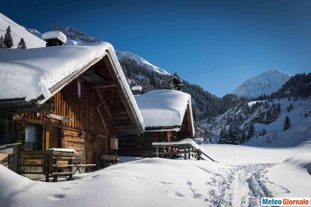 AdobeStock 49529107 - Meteo Italia: Marzo ci porta l'Inverno quando non serviva. Attese anche gelate